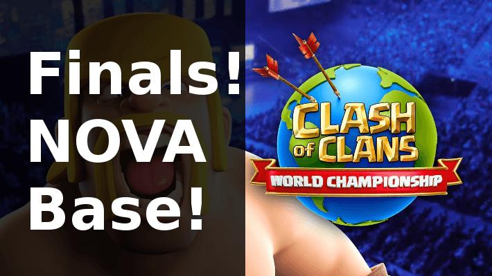 クラクラ【TH12】世界大会でNOVAが決勝で使った配置:コピーリンク付き