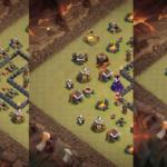 クラクラ【TH9】対戦やリーグ戦で使える対戦配置3個セット:コピーリンク付き