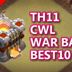 【TH11】海外CWL対戦配置10個セット