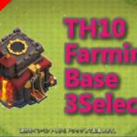 【TH10】ファーミング配置3個セット NEW!2020/8