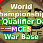 World Championship 5月マンスリー予備予選 Day2「MCES」Round 1 対戦配置