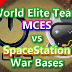 【TH14】World Elite Team「MCES」vs「SpaceStation」War Bases 対戦配置
