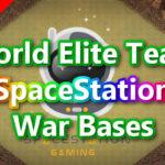 【TH14】World Elite Team「SpaceStation」War Bases 対戦配置